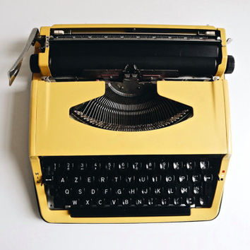 Typewriter Brother Deluxe 800