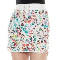 Juicy Couture Print French Terry Skirt - Women's