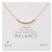 """Dogeared Balance Tube Necklace, 18""""   Bloomingdales's"""