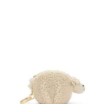 Tory Burch Larry The Lamb Pouch Key Fob