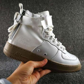 PEAPNW6 Originals Nike Special Field SF AF1 Mid Running Sport Casual Shoes AA3966-100 Sneakers