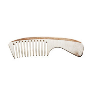 Handmade Wood Handle Comb