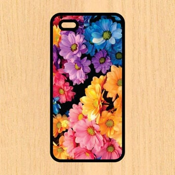 Floral Pattern Version 104 Cell Phone Case iPhone 4/4s 5/5c 6/6+ Case and Samsung Galaxy S3/S4/S5