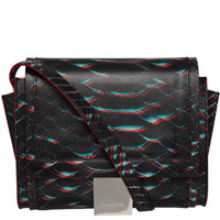 Maison Martin Margiela Black 3D Leather Shoulder Bag | Bags by Maison Martin Margiela | Liberty.co.uk