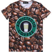 Coffee Addiction Tee