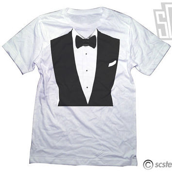 Justin Timberlake Suit and Tie Shirt - 075