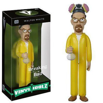Funko Vinyl Idolz: Breaking Bad - Walter White Vinyl Figure