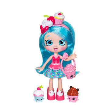 Shopkins Shoppies Season 1 Single Pack - Jessicake