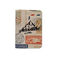 Adventure Passport Holder Customized Passport Covers Passport Wallet_Emerishop