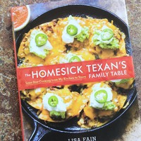 THE HOMESICK TEXAN'S COOKBOOK - Junk GYpSy co.
