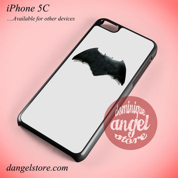 Batman V Superman Logo (4)  Phone case for iPhone 5C and another iPhone devices