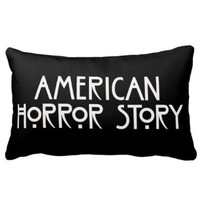 American horror story Pillow case Twin sides Pillowcase Pillow cover size 20 x 26""