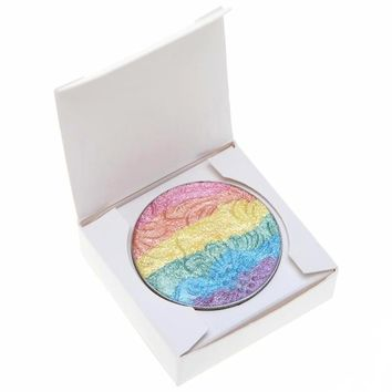 Makeup Gifts - Rainbow Highlighter - Unicorn Gifts