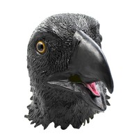 eagle Latex Masks Unisex Movie Cosplay Anime costume Prop Adult Animal Carving Party Mask for Halloween