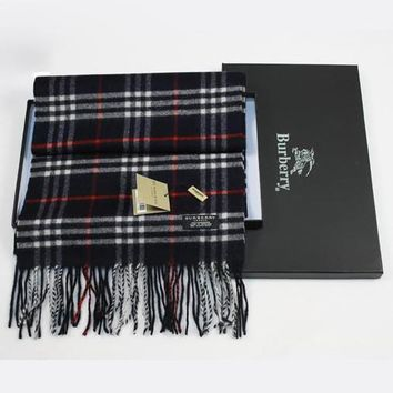 Burberry Woman Fashion Accessories Sunscreen Cape Scarf Scarves-20