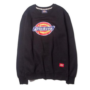 Dickies Fashion long sleeve sweater thick Black G