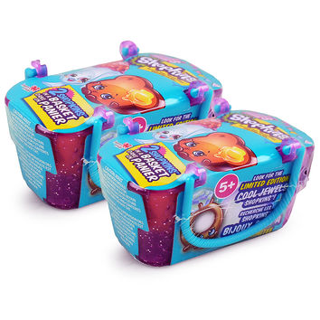Shopkins 2-Pack in Basket - Season 3 [Set of 2]