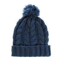 Minkpink Top It Off Beanie Hat