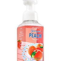 Bath & Body Works Anti-bacterial Gentle Foaming Hand Soap Georgia Peach 8.75oz