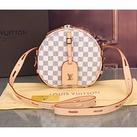 Louis Vuitton LV Newest Trending Women Shopping Leather Shoulder Bag Crossbody Satchel