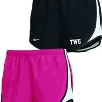 Women's TWU Shorts - Nike | Texas Woman's University