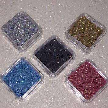 Glam Diamond Custom Holographic Set
