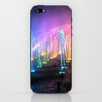 Lights in the Water iPhone & iPod Skin by AuFish92024 | Society6