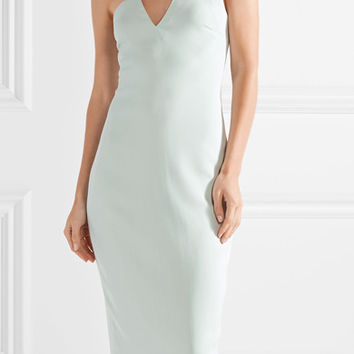 Cushnie et Ochs - Karina stretch-cady midi dress