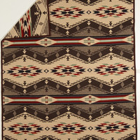 Pendleton ® Spirit of The Peoples Indian Blanket, Tan