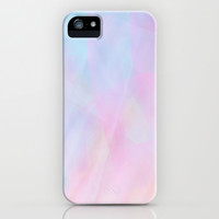Abstract Pastel Design iPhone & iPod Case by secretgardenphotography [Nicola]