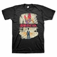 Shingeki no Eva ~ Attack on Titan x Evangelion Parody Shirt (T-Shirt)