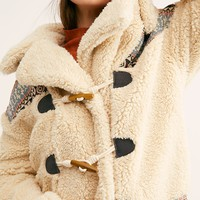Oh My Teddy Coat