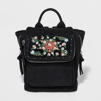 Women's Violet Ray Embroidered Mini Kendall Backpack Handbag