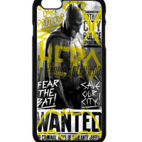 Batman Superman Superhero 2 All iPhone 5 5c 6 6plus and Samsung Galaxy S5 Case