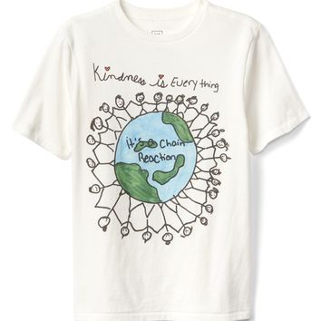 GapKids | Wonder graphic short sleeve tee|gap