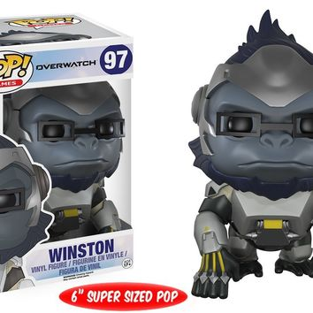 Winston Funko Pop! Games Overwatch