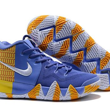 Nike Kyrie Irving 4 ( London Edition) Basketball Sneaker