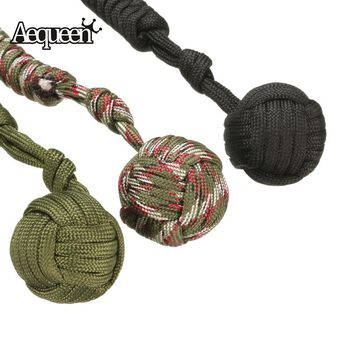 AEQUEEN Monkey Fist Steel Ball For Women Handbag Accessories Cute Bag Parts Bags Pendants Lovely Accessories Ornament Gift