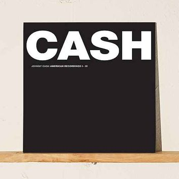 Johnny Cash - American Recordings 6XLP Box Set