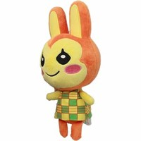 Lilian (Bunnie) Small Plushie ~ Animal Crossing
