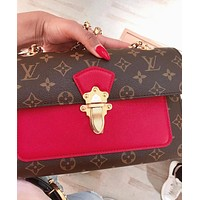 Louis Vuitton LV Monogram Victoire Shoulder bag