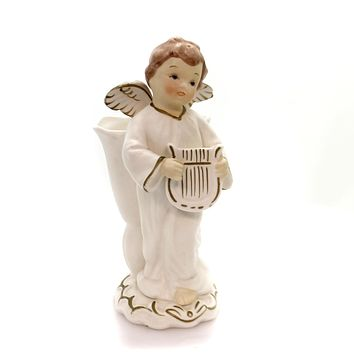 Christmas Napco Choir Boy Planter Christmas Figurine