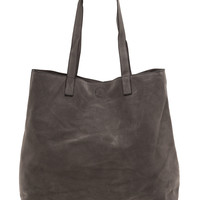 Room To Grow Faux Suede Tote