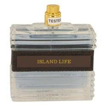 DCCKION Tommy Bahama Island Life Eau De Cologne Spray (Tester) By Tommy Bahama