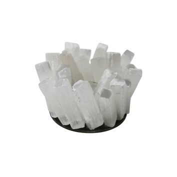Stunning Quartz Stone Votive Holder