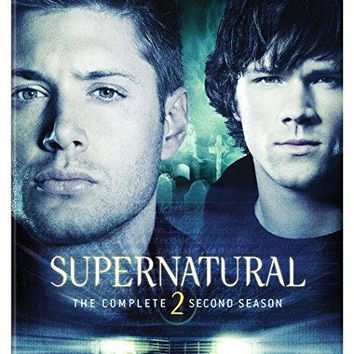 Jared Padalecki & Jensen Ackles - Supernatural: Season 2