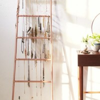 Decorative Metal Ladder- Bronze One
