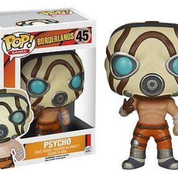 Funko Pop Games: Borderlands - Psycho Vinyl Figure