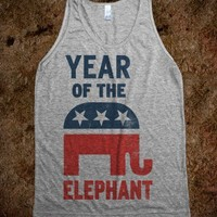 Year of The Elephant (Tank) - Uh Huh