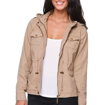 LA Hearts Shrunken Anorak Jacket - Womens from PacSun